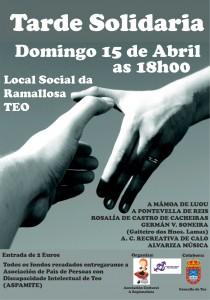 Tarde Solidaria en Teo 2012